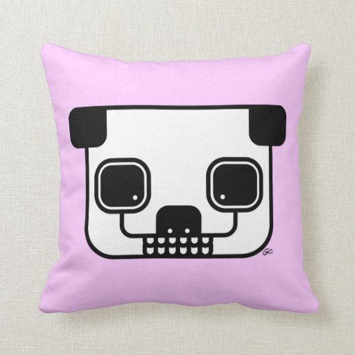 Wild Ones™-Zombie Panda Pillow