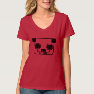Wild Ones™-Zombie Panda Tee Shirt