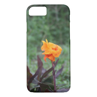 Wild Orange Chinese Flower in Bloom iPhone 7 Case