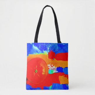 Wild Orange Market Bag