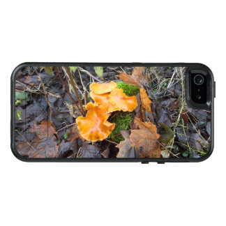 Wild Orange Mushrooms Nature Photo OtterBox iPhone 5/5s/SE Case