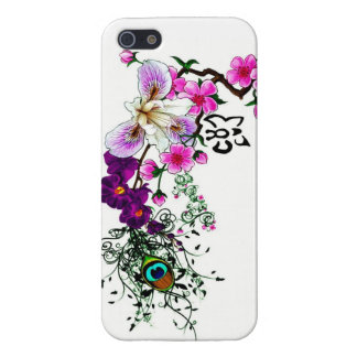 Wild Orchid Case For The iPhone 5