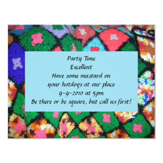 Wild Party Card