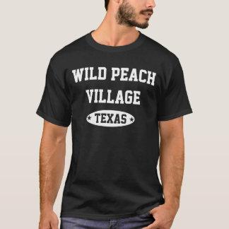 Wild Peach Village Texas T-Shirt