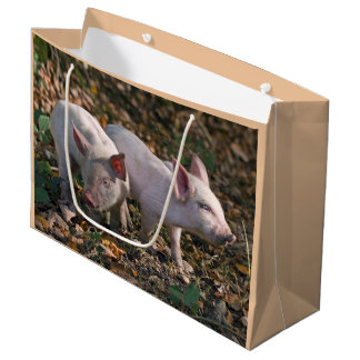 Wild Piglets Gift Bag