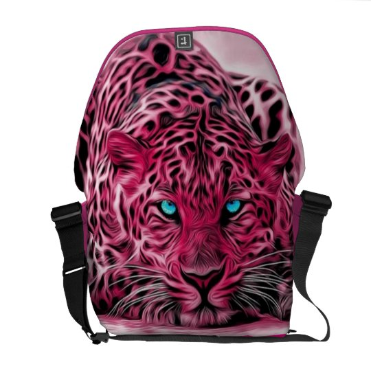 WILD PINK !! MESSENGER BAG