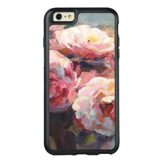 Wild Pink Roses OtterBox iPhone 6/6s Plus Case