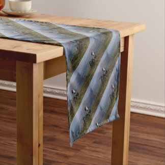 Wild Ponies Short Table Runner