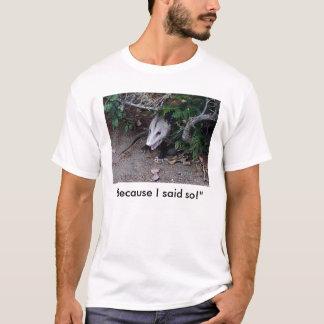 Wild Possum T-Shirt