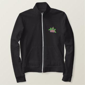 Wild Prairie Rose Embroidered Jackets