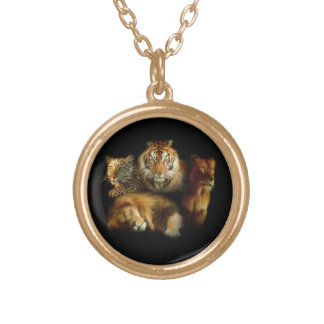 Wild Predators Necklace