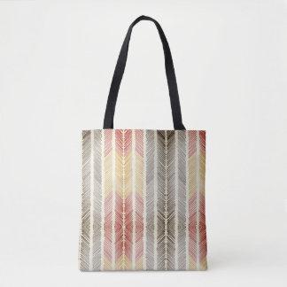 wild print tote bag