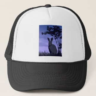 Wild Rabbit Trucker Hat