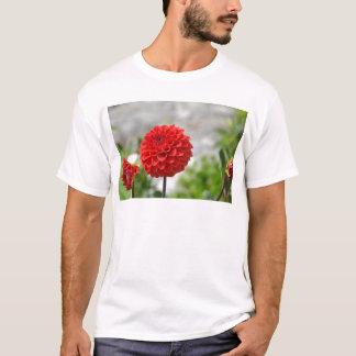 Wild red Dahlia T-Shirt