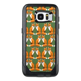 Wild Red Fox Samsung Galaxy s7 Case