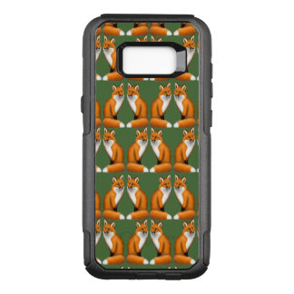 Wild Red Fox Samsung Galaxy S8 Case