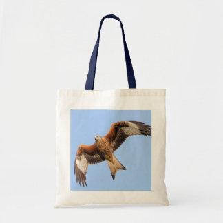 Wild Red Kites Tote Bag