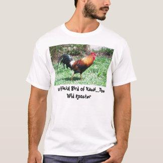 Wild Rooster T_Shirt T-Shirt