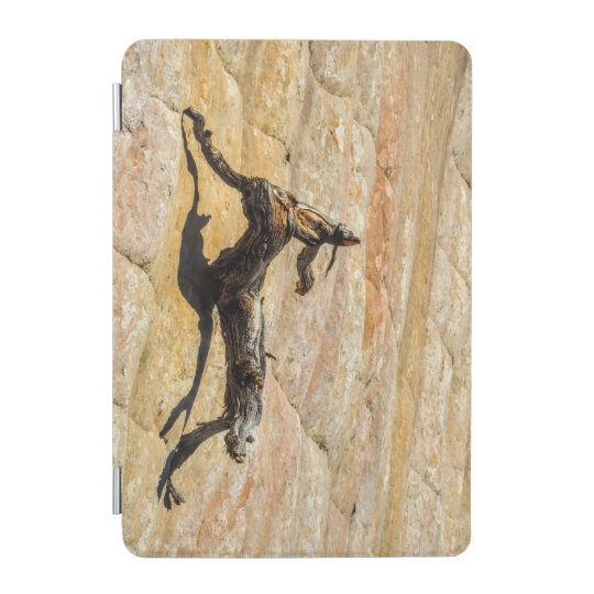 wild Sculpted tree iPad Mini Cover