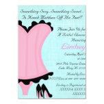 Wild & Sexy Bridal Shower Invitation