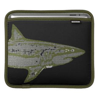 Wild shark sleeve for iPads