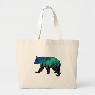 Wild Spirit Large Tote Bag