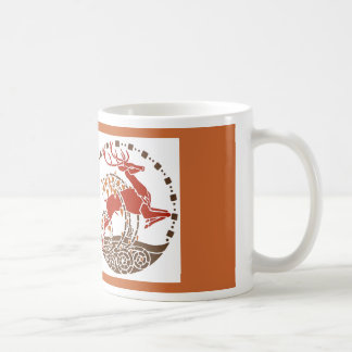 Wild Stag Coffee Mug