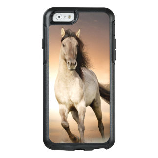 Wild Stallion Running In Sunset OtterBox iPhone 6/6s Case