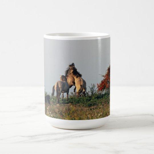 wild stallions mug