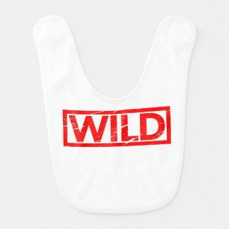 Wild Stamp Bib