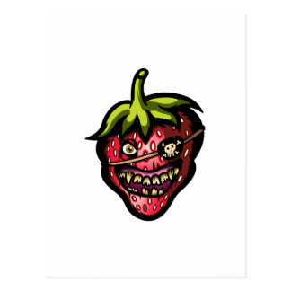 Wild Strawberry Postcard