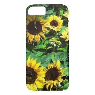 Wild Sunflowers iPhone 7 Case