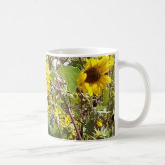 Wild Sunflowers of New Mexico Coffee Mug