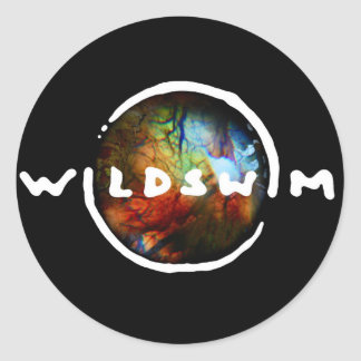 Wild Swim sticker