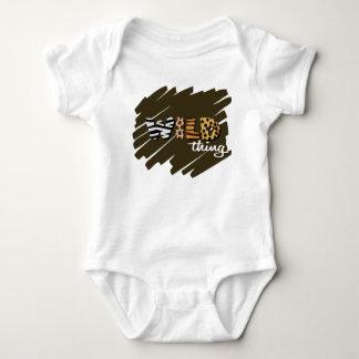 Wild Thing Baby Bodysuit