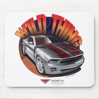 Wild Thing Mouse Pad