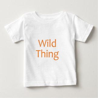 Wild thing- Orange T-shirts