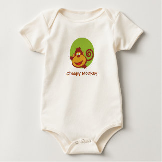 Wild Thing - Shirt - Cheeky Monkey