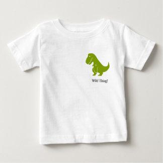Wild Thing T-Rex shirt, fun and funny! Baby T-Shirt