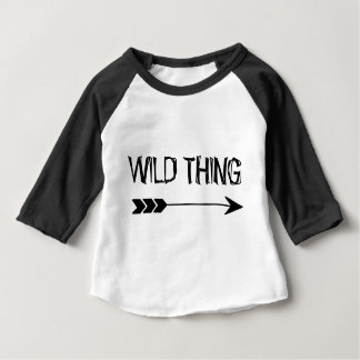 Wild Thing toddler shirt