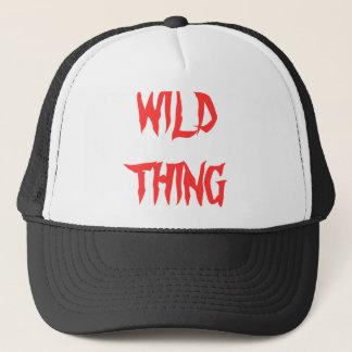 """""""WILD THING"""" Trucker Hat"""