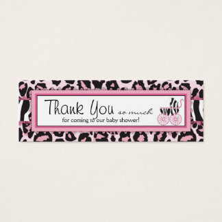 Wild Thing TY Skinny Gift Card