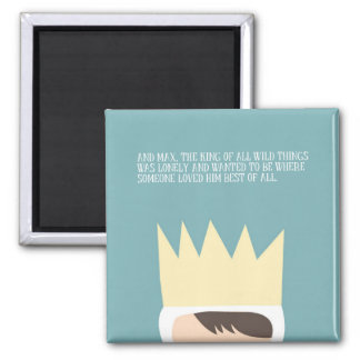 Wild Things Magnet