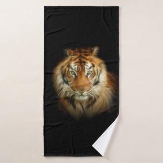 Wild Tiger Bath Towel
