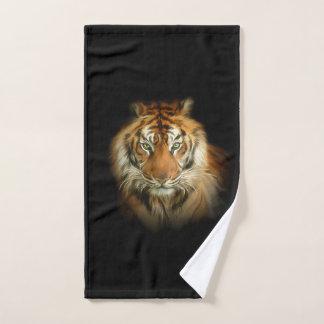 Wild Tiger Hand Towel