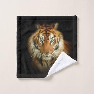 Wild Tiger Wash Cloth