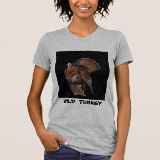 Wild Turkey (Alabama, Massachusetts, Oklahoma) T-Shirt