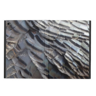 Wild Turkey Feathers II Abstract Nature Design Powis iPad Air 2 Case