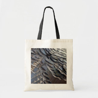 Wild Turkey Feathers II Abstract Nature Design Tote Bag