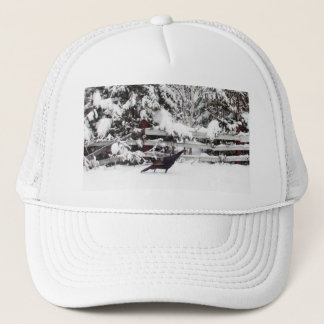 Wild Turkey-Thanksgiving Day Trucker Hat